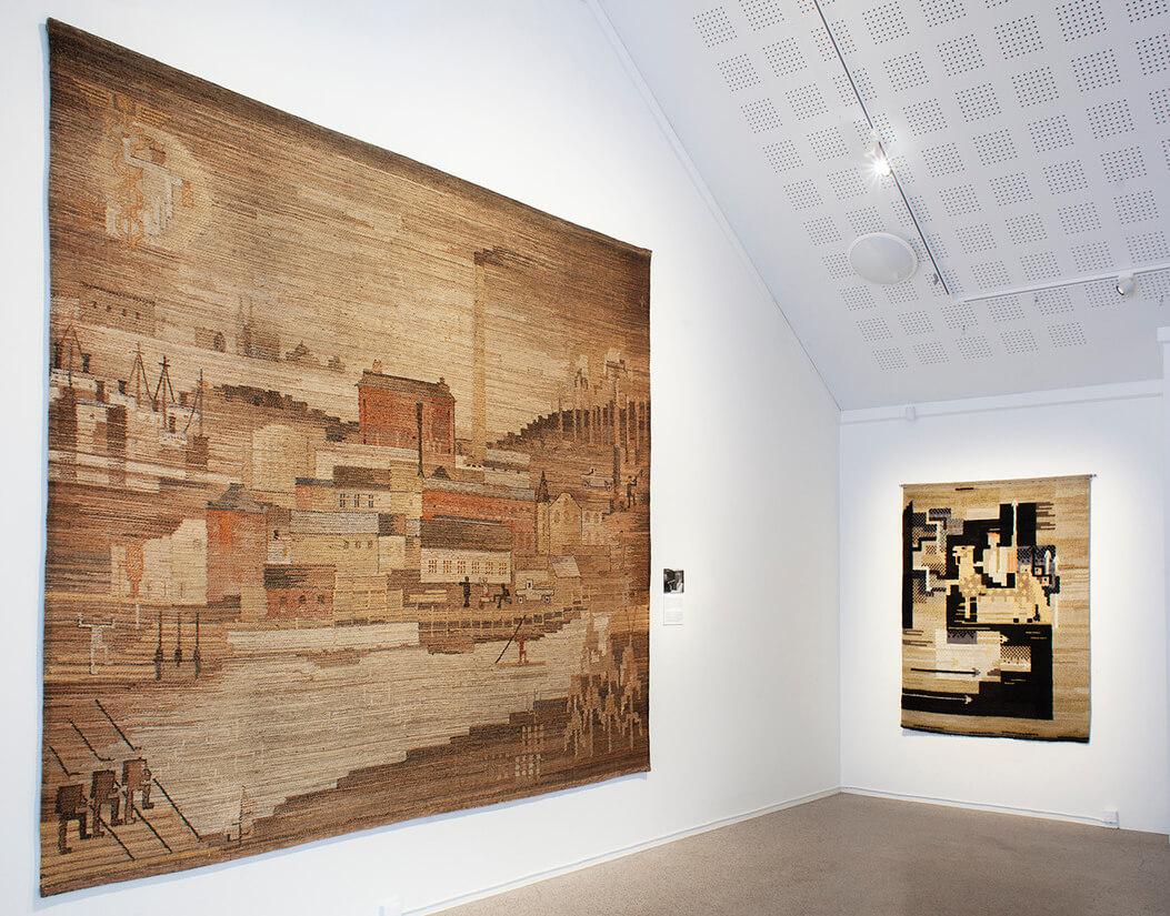 Greta Skogster-Lehtinen exhibition at Gallery Elverket